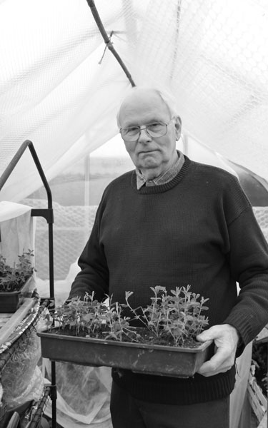 John Moss - Horticulturalist, Leominster